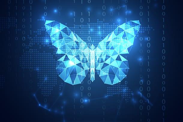 Digital Transformation Butterfly